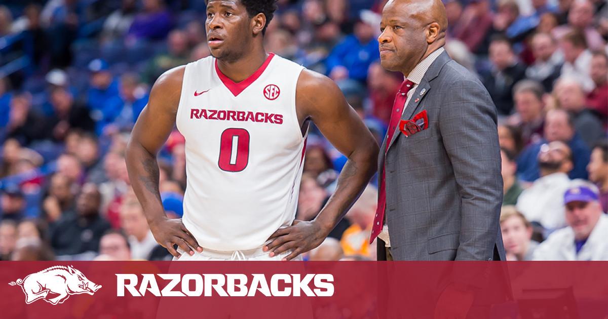 Men's Basketball Holds Annual Awards Banquet | Arkansas Razorbacks