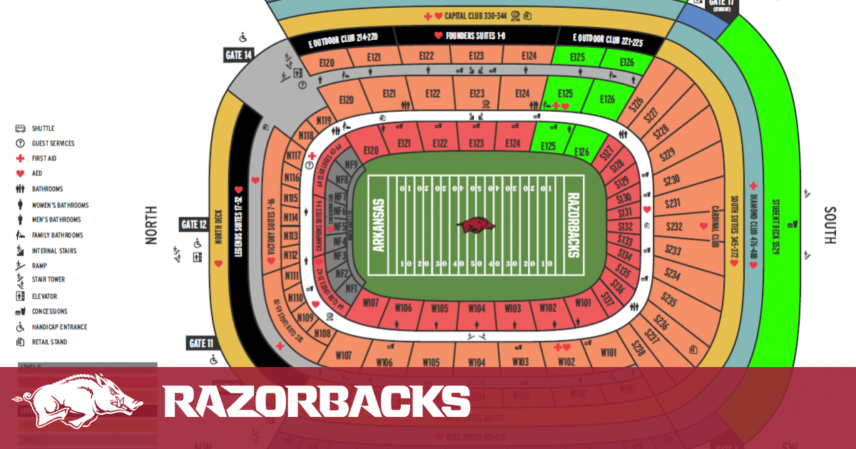 2019 Arkansas Fan Guide | Arkansas Razorbacks