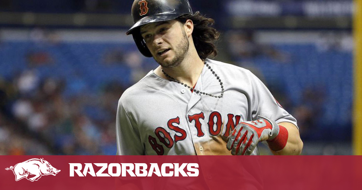 Benintendi Goes For First World Series With Boston