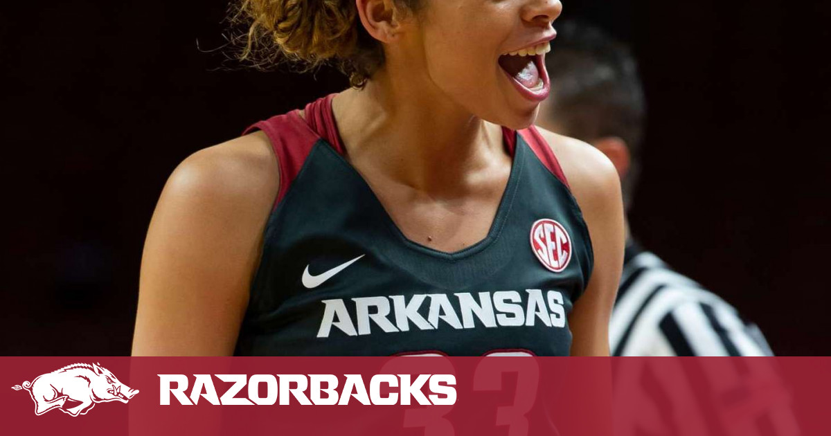 Razorbacks Picked to Finish Fifth in SEC, Dungee Named to SEC's Preseason First-Team