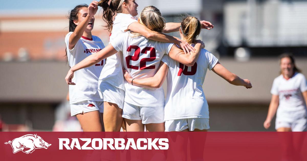 No. 7 Razorback Soccer's Tulsa Connection