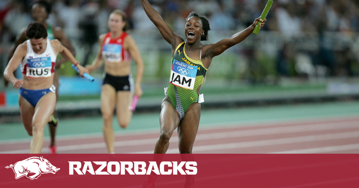 Two Medals Highlight Razorback Action at Worlds