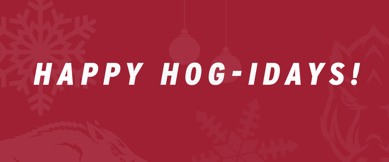 Happy Hogidays