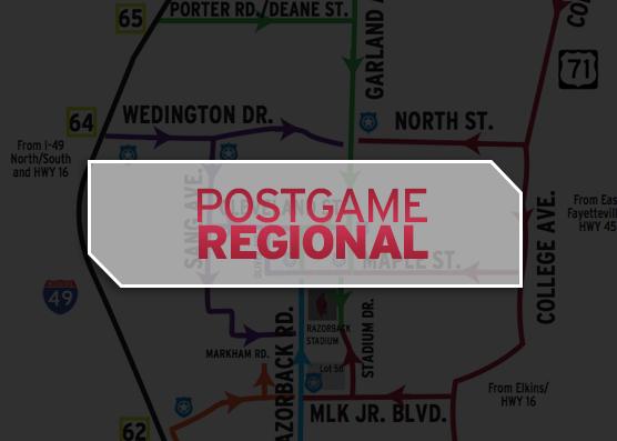 Pregame Regional Map
