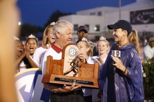 No. 4 Arkansas Pursues 13th-Consecutive Conference Crown