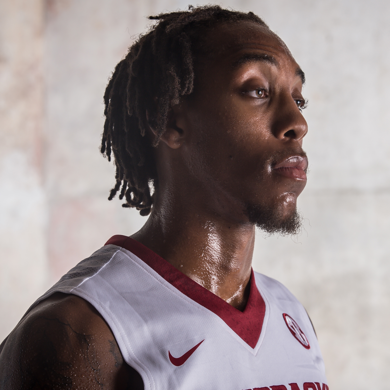 Michael Qualls - Men's Basketball - Arkansas Razorbacks