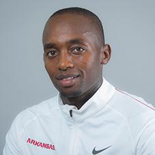 Stanley Kebenei - Men's Track & Field - Arkansas Razorbacks