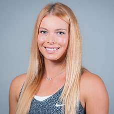 Mia Jurasic - Women's Tennis - Arkansas Razorbacks