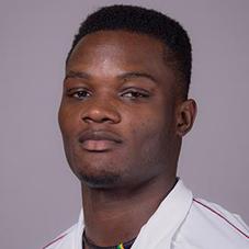 Omar McLeod - Men's Track & Field - Arkansas Razorbacks