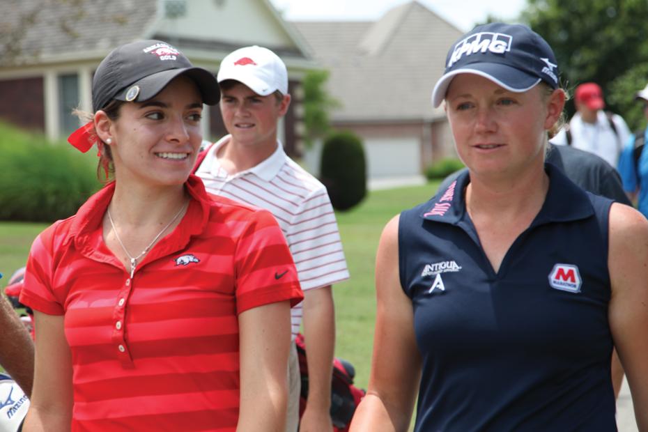 W. Golf At The Walmart NW Arkansas LPGA Championship Presented By P&G