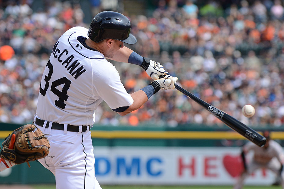 Mark Cunningham / Detroit Tigers