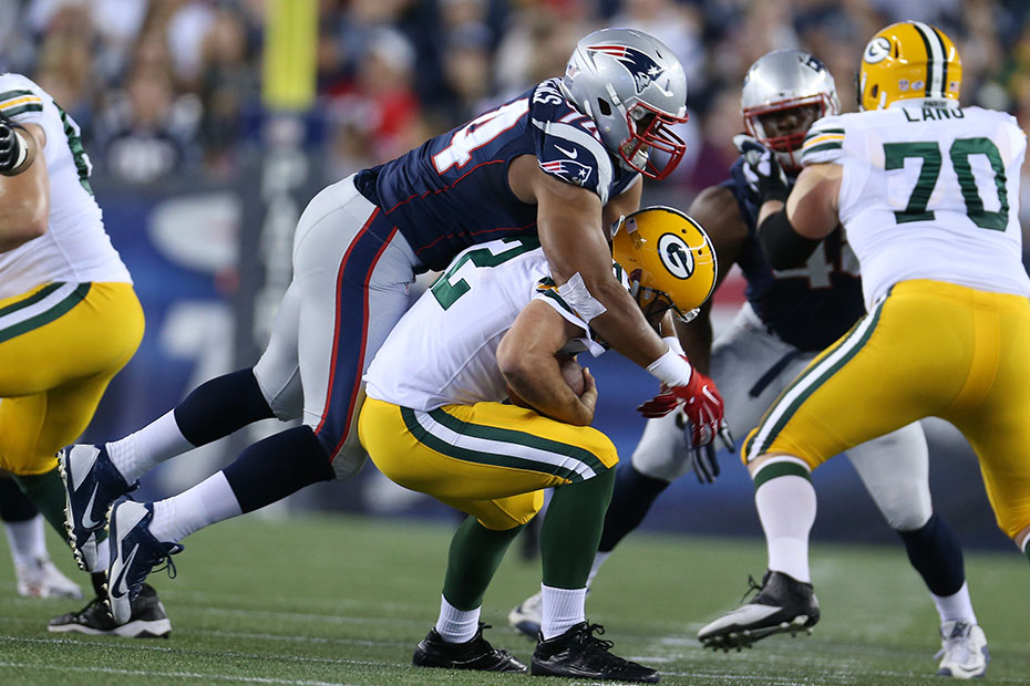 David Silverman/New England Patriots