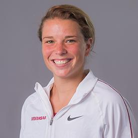 Nikki Hiltz - Women's Track & Field - Arkansas Razorbacks