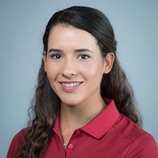 Regina Plasencia - Women's Golf - Arkansas Razorbacks