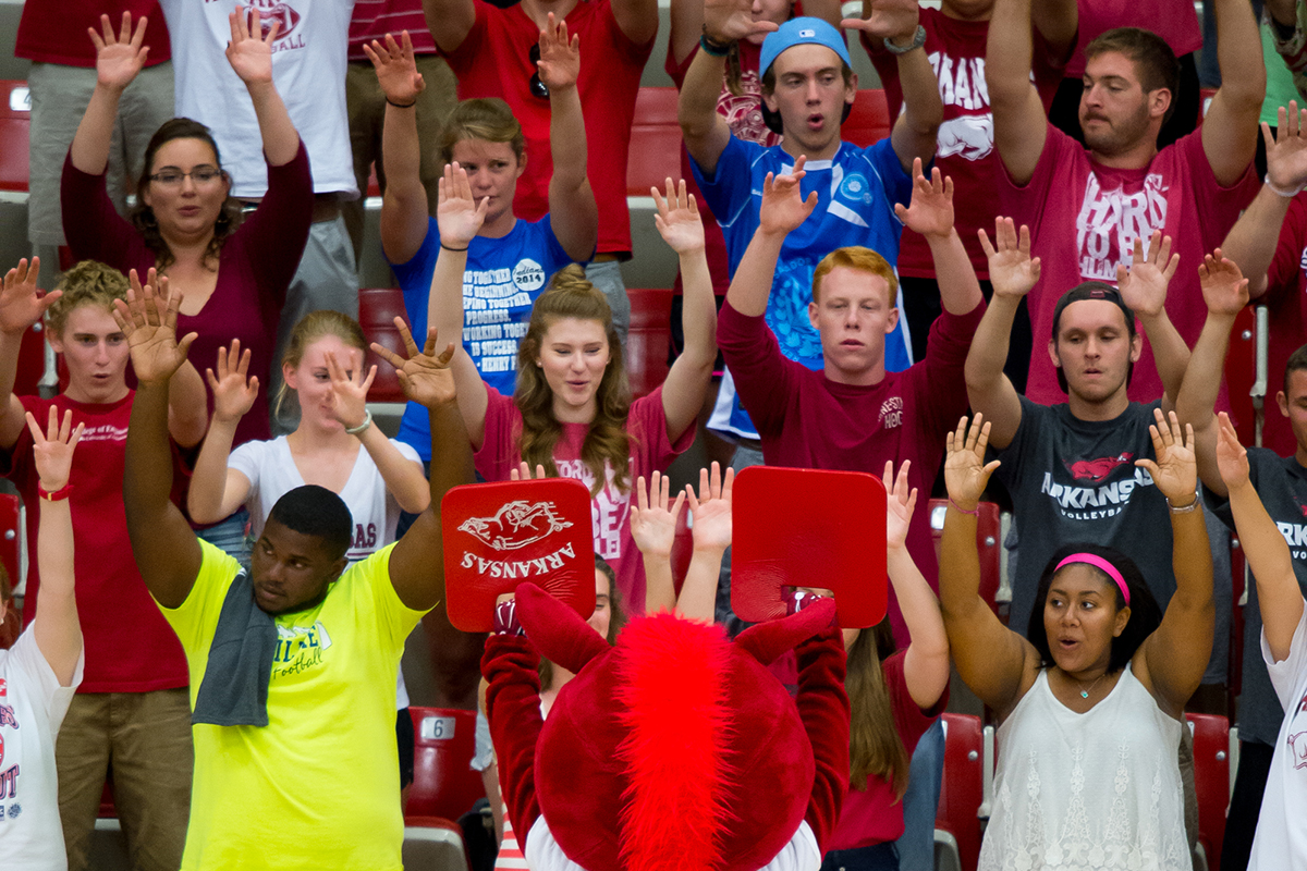 Volleyball Promotions Set For Homecoming Weekend