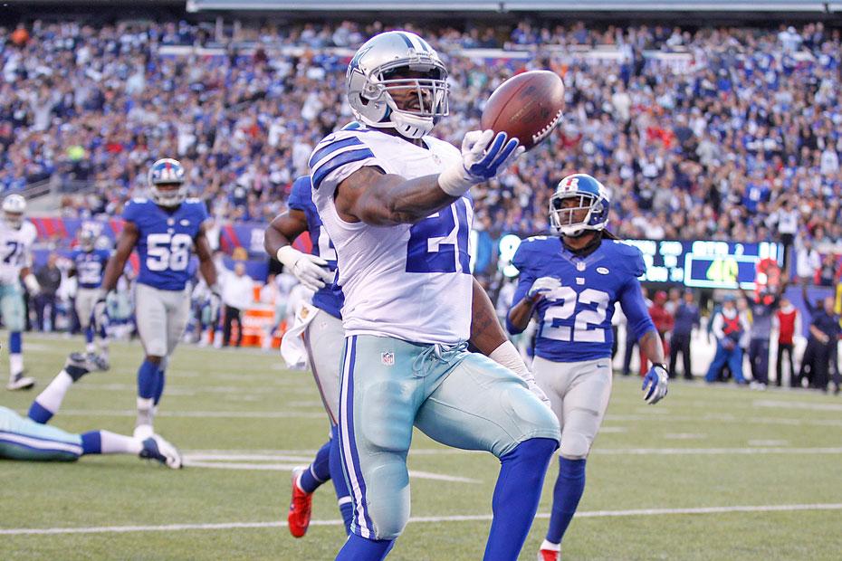 Credit: James D. Smith/Dallas Cowboys