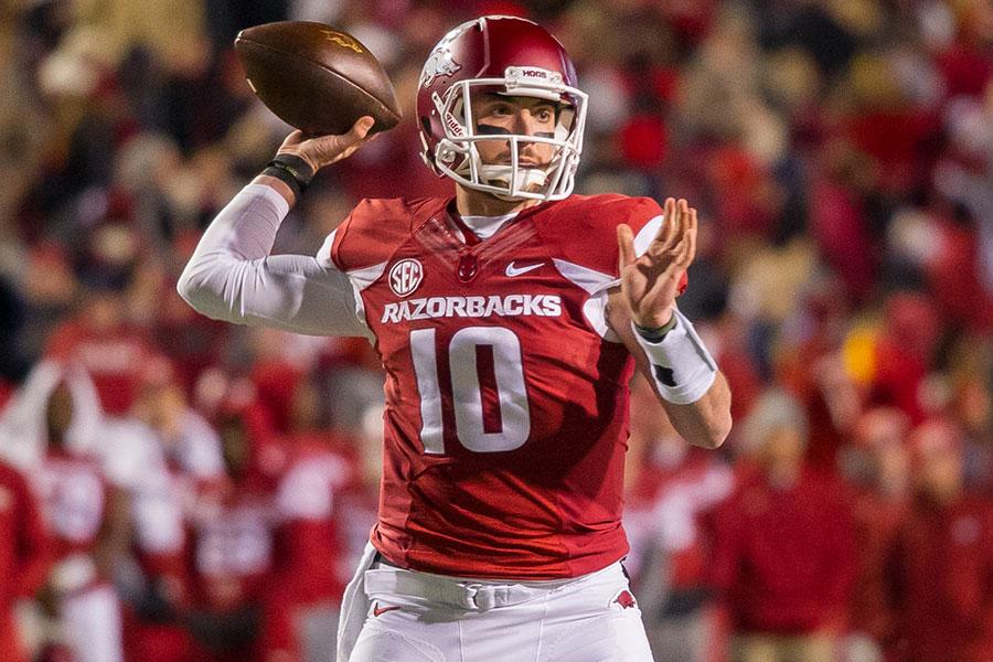 BA Named Manning QB Of The Week … Again   Arkansas Razorbacks