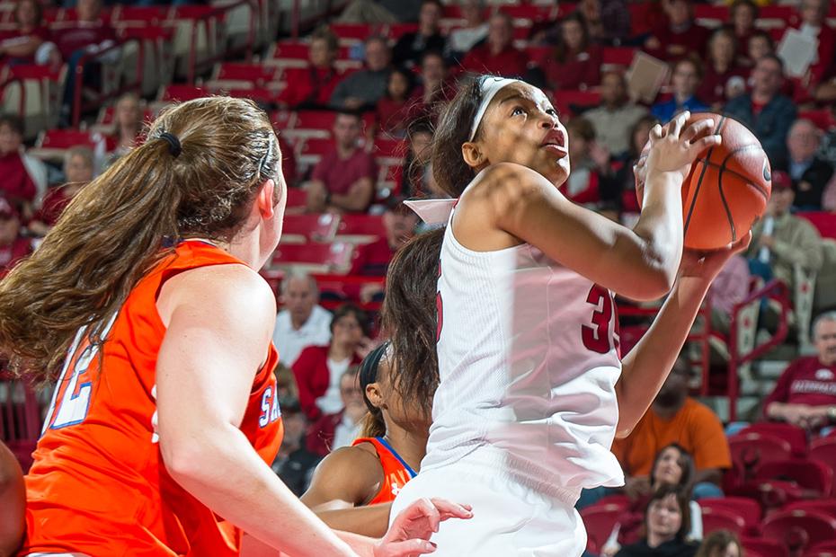 W. Basketball Hosts Tulsa Tonight | Arkansas Razorbacks
