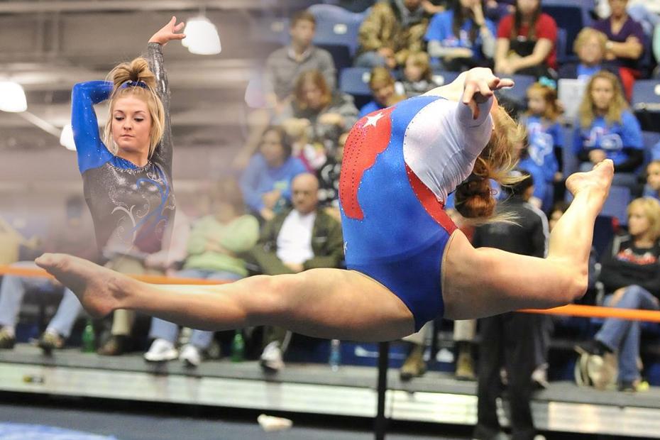 Gymnastics Signs Sarah Shaffer For 2017 Arkansas Razorbacks