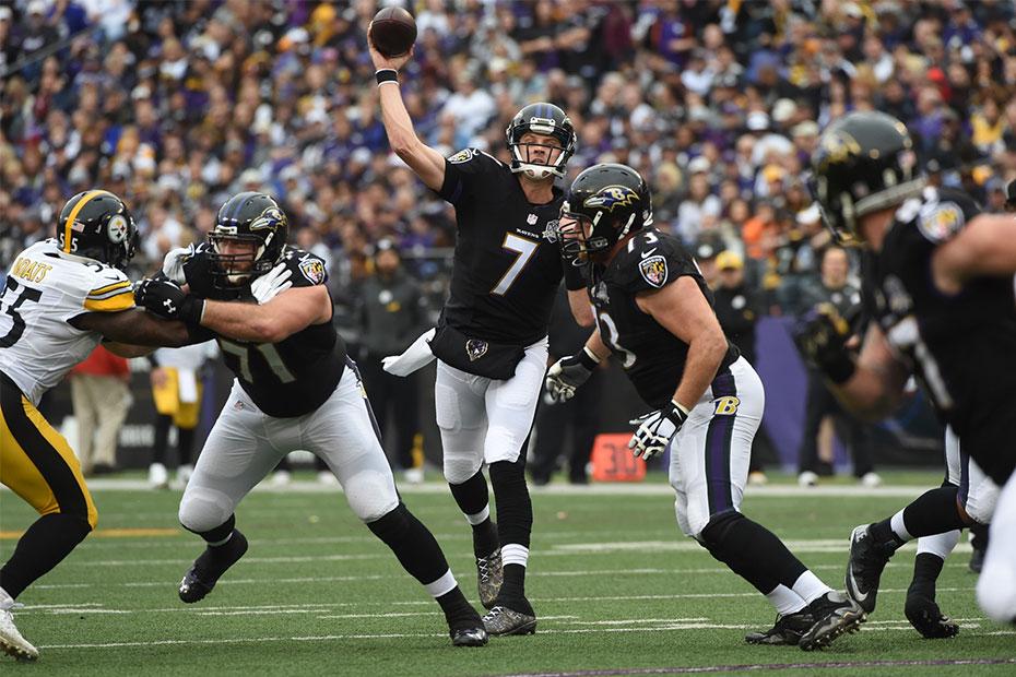 Baltimore Ravens/Phil Hoffmann