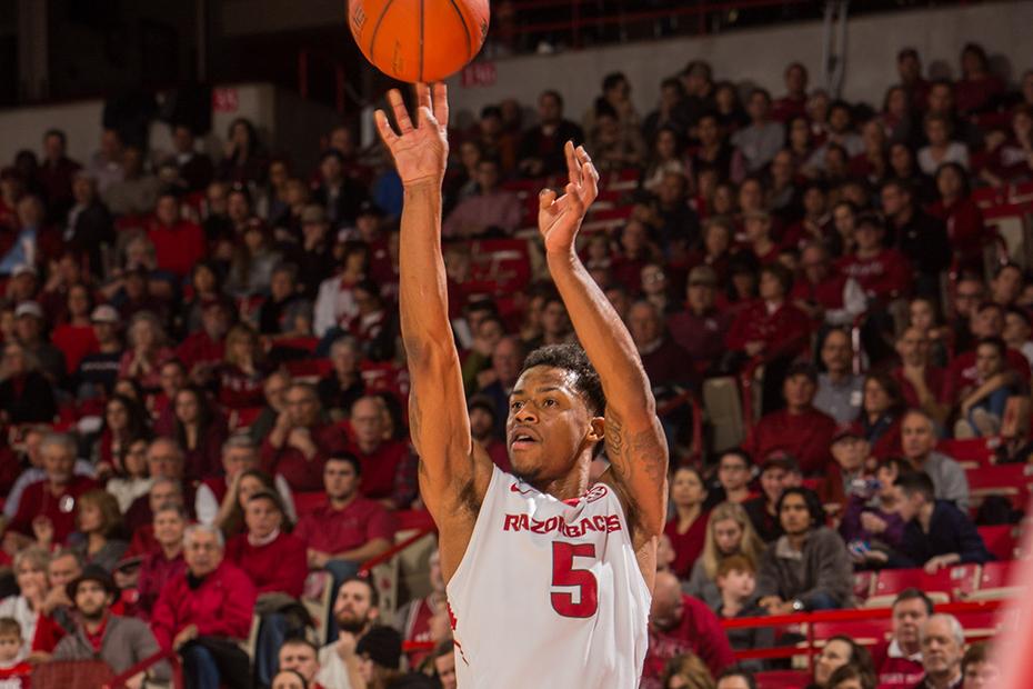 Men's Basketball Falls to LSU on Late Bucket | Arkansas ...