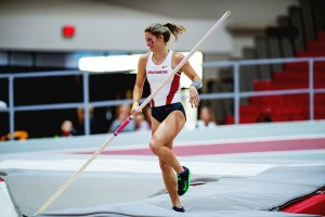 Jacobus Named USTFCCCA Scholar-Field Athlete of the Year