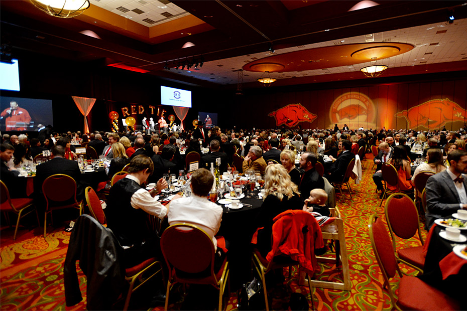 Nine Honored At 19th Annual Red Tie Dinner & Auction Awards