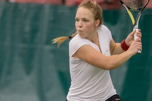 Singles Sweep Closes Out Husky Invite