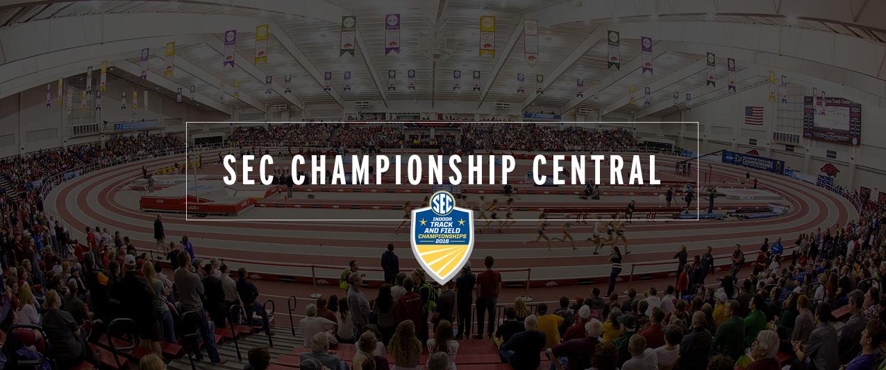 SEC Indoor Track & Field Championship