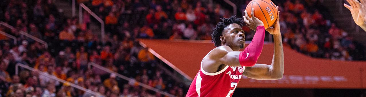 Adrio Bailey Arkansas Razorbacks Basketball Jersey - Red