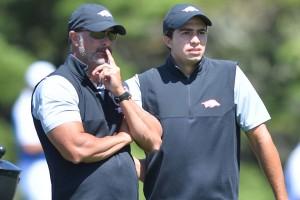 Arkansas Men's Golf Announces Three Recruits