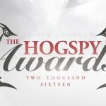 2016 HOGSPYs cover