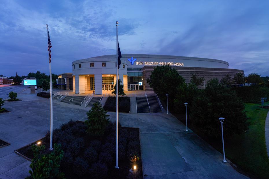 Greenville-arena-sec-wbb-tournament