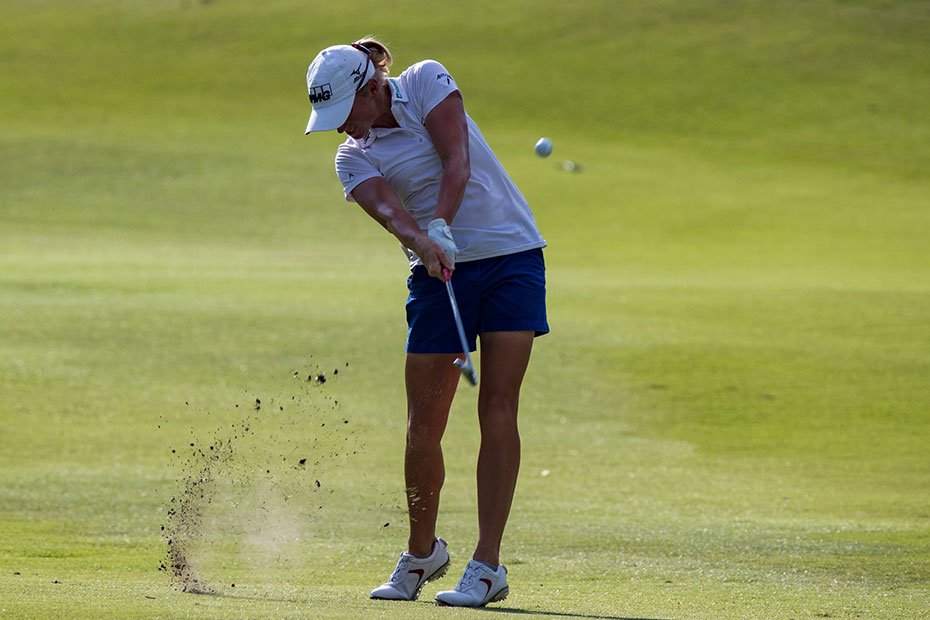 Ko grabs third-round lead at US Women's Open