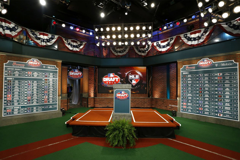 Mlb-draft-room