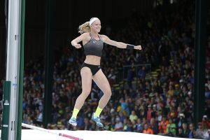 Morris Celebrated In Diamond League Finale