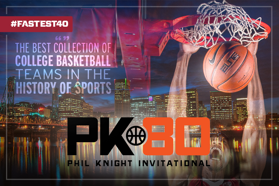 Arkansas basketball team invited to Phil Knight Invitational