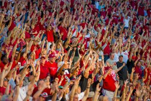 Razorbacks Announce Levy As Game Day Dining And Hospitality Provider