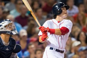 Benintendi and Hinske Ready For MLB Playoffs
