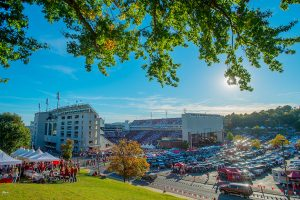 Forbes Ranks Fayetteville No. 1 SEC City