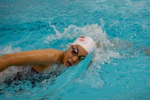 Macias Prepared For FINA World Championships
