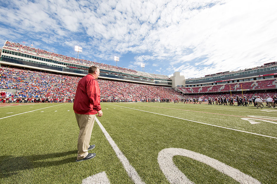 Bielema Dismissed As Head Football Coach