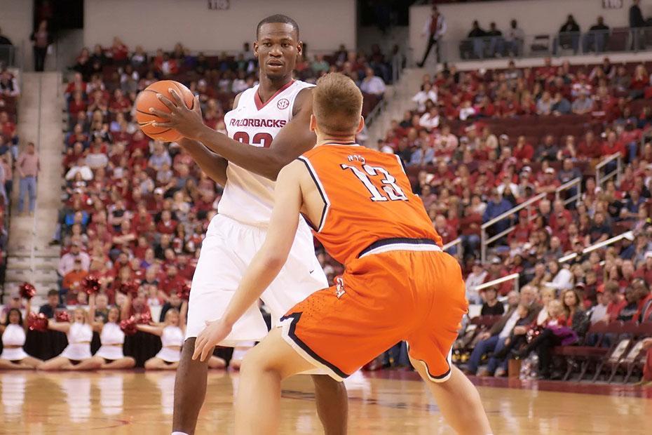 Basketball (M) | Arkansas Razorbacks