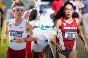 Razorbacks Well Represented At International Bout