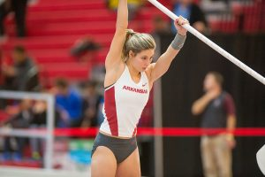 Jacobus Strengthens Her National Lead In Texas