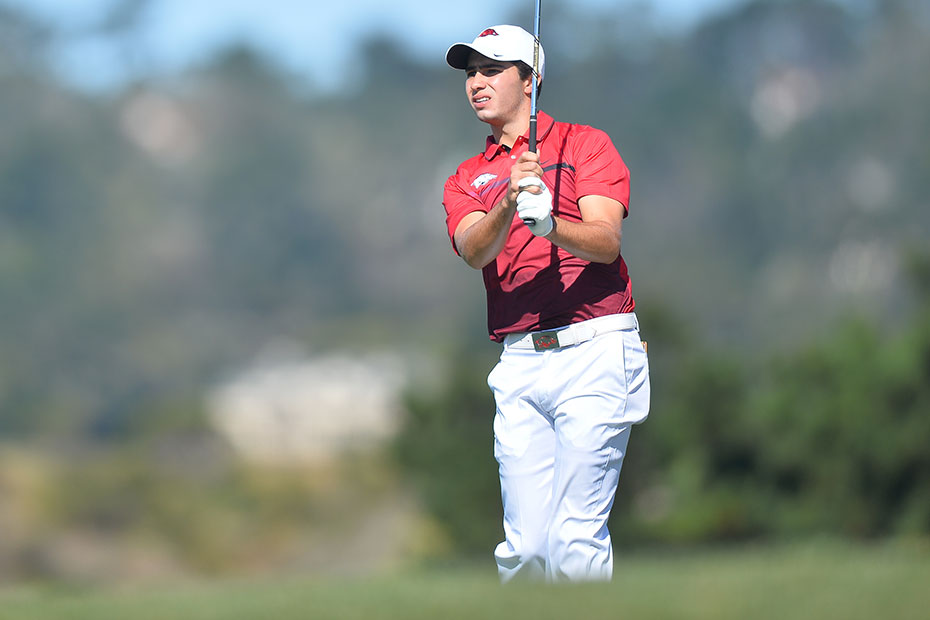 Ortiz Finishes Runner-Up At Latin America Amateur