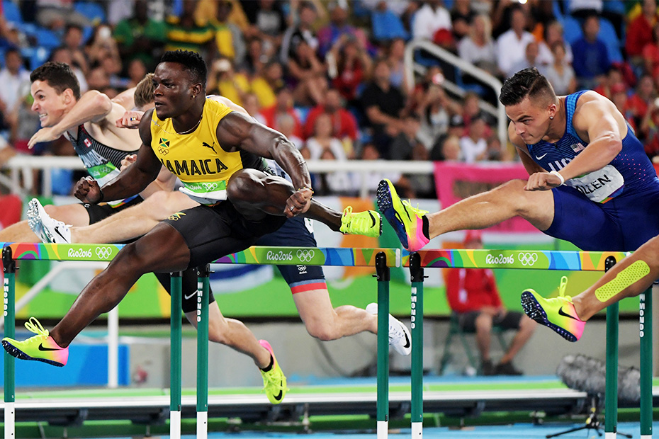 National Record For McLeod