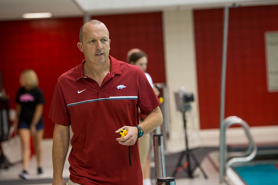 Arkansas Recognized For Success In And Out Of Pool