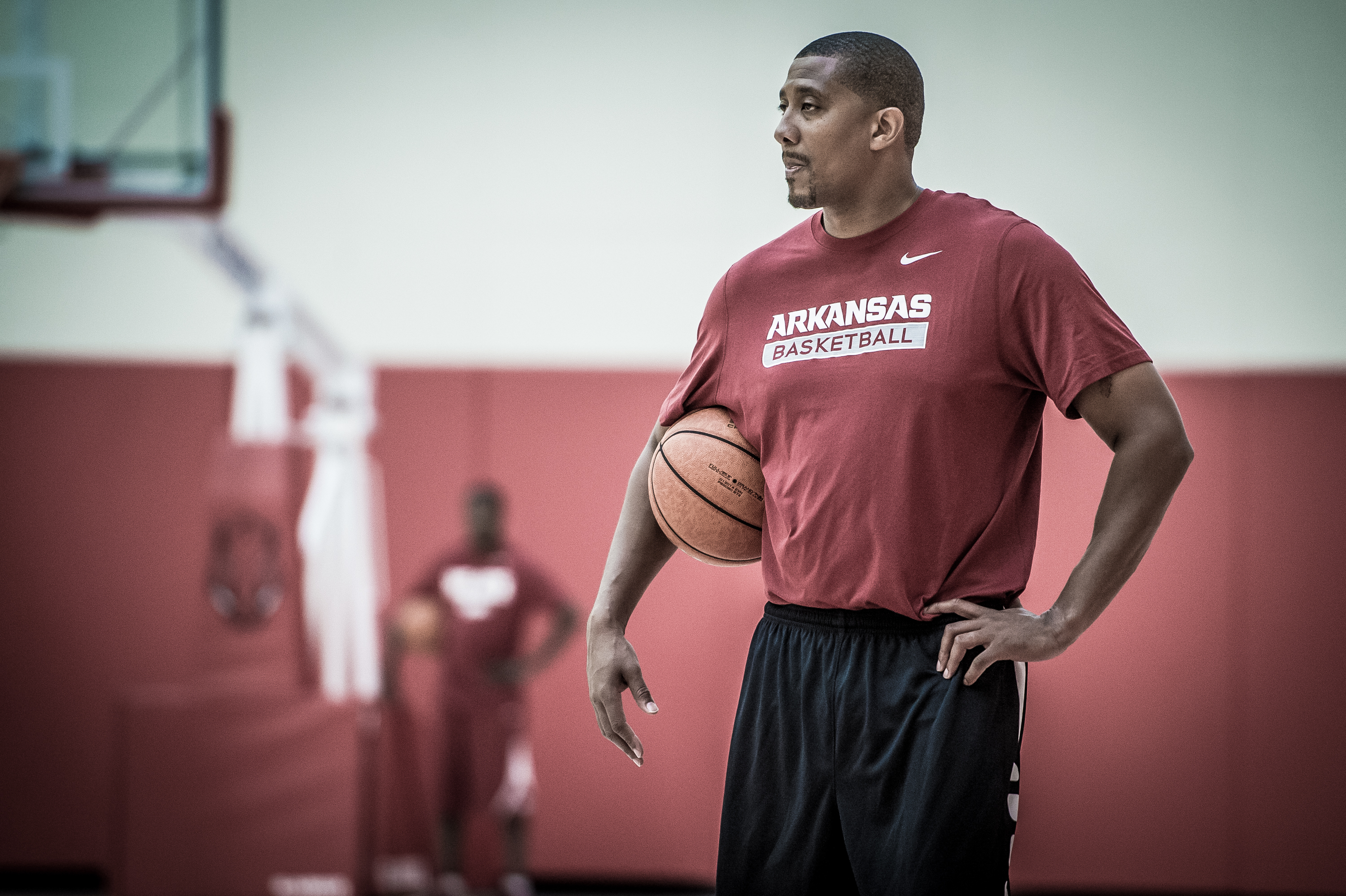 Coach Thurman Joins Mike'd Up On Monday | Arkansas Razorbacks