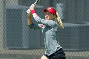 Hudson's NCAA Singles Quest Halted